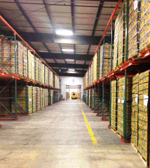 3PL Pallet Warehousing